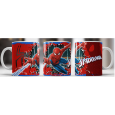 Marvels and DC Heroes Mugs - Spiderman